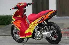 Variasi Suzuki Spin