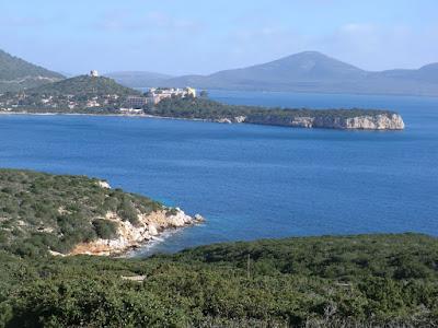 parque natural porto conte