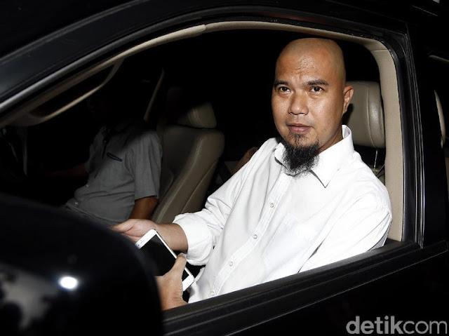 Dikenai Pasal Makar, Ahmad Dhani dkk Terancam Penjara Seumur Hidup