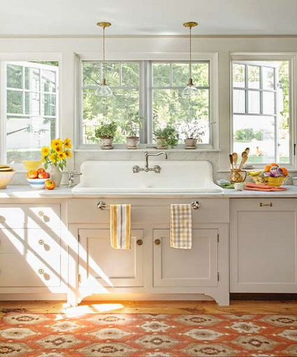 Kitchens with lots of natural light 8