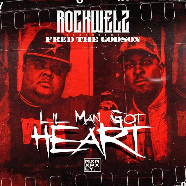 "Stream ""Lil Man Got Heart"" song by Rockwelz feat. Fred the Godson on Apple Music (((AUDIO)))"