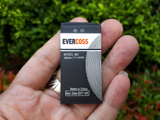 Baterai Hape Blackjelly BJ168 Mini Phone New Langka
