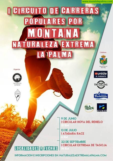 I Copa de Carreras Populares por Montaña, Naturaleza Extrema La Palma