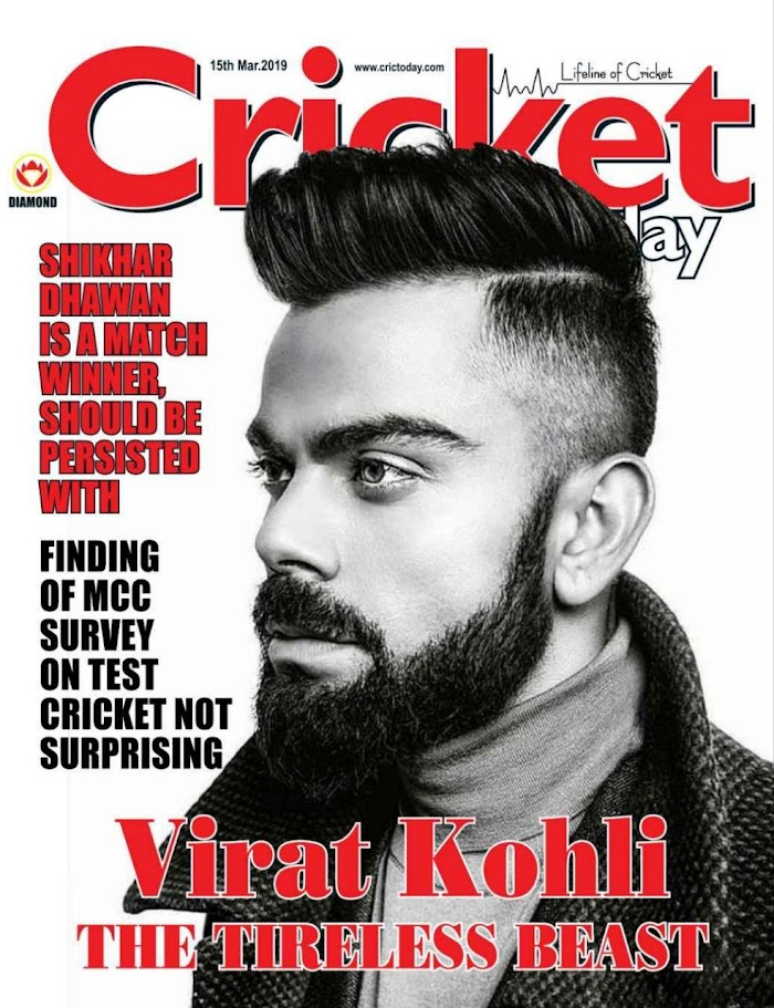 Cricket Today March 2019 PDF Download for Free
