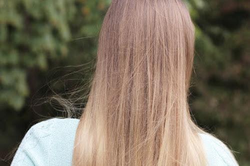 Moje włosy - październik 2016