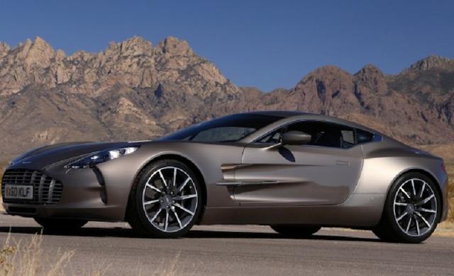 10 Mobil Termahal Di Dunia Tahun 2017 Aston Martin One-77