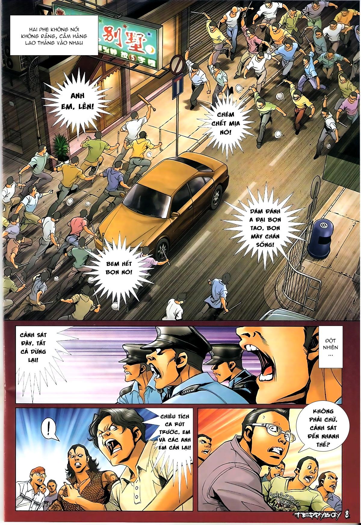Người Trong Giang Hồ - Chapter 1330: Lãng mạn giang hồ - Pic 5
