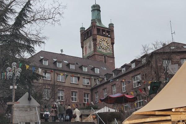Pforzheimer Weihnachtsmarkt.Aletheias Welt Mittelalterlicher Weihnachtsmarkt In Pforzheim