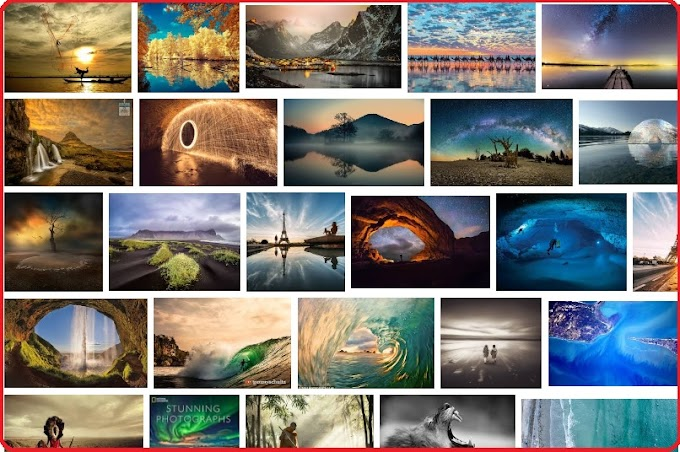 Collection of Stunning Photographs and Wallpapers