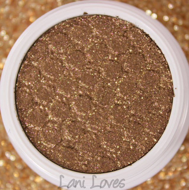 ColourPop SuperShock Shadows - Nillionaire Swatches & Review
