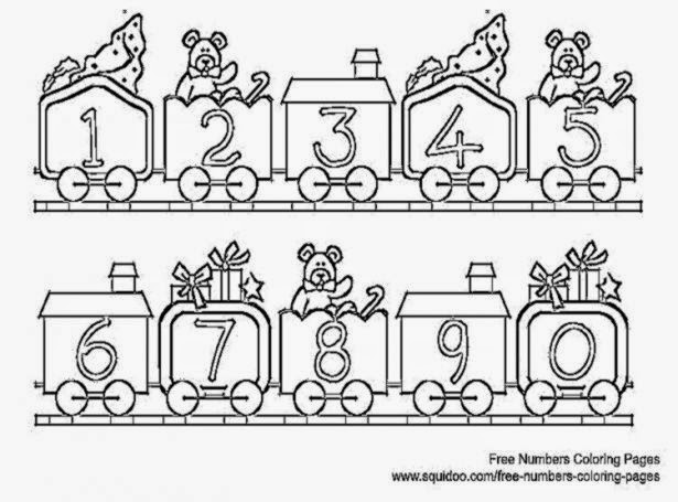 Number Names Worksheets numbers to color : Printable Color By Number Sheets | Free Coloring Sheet