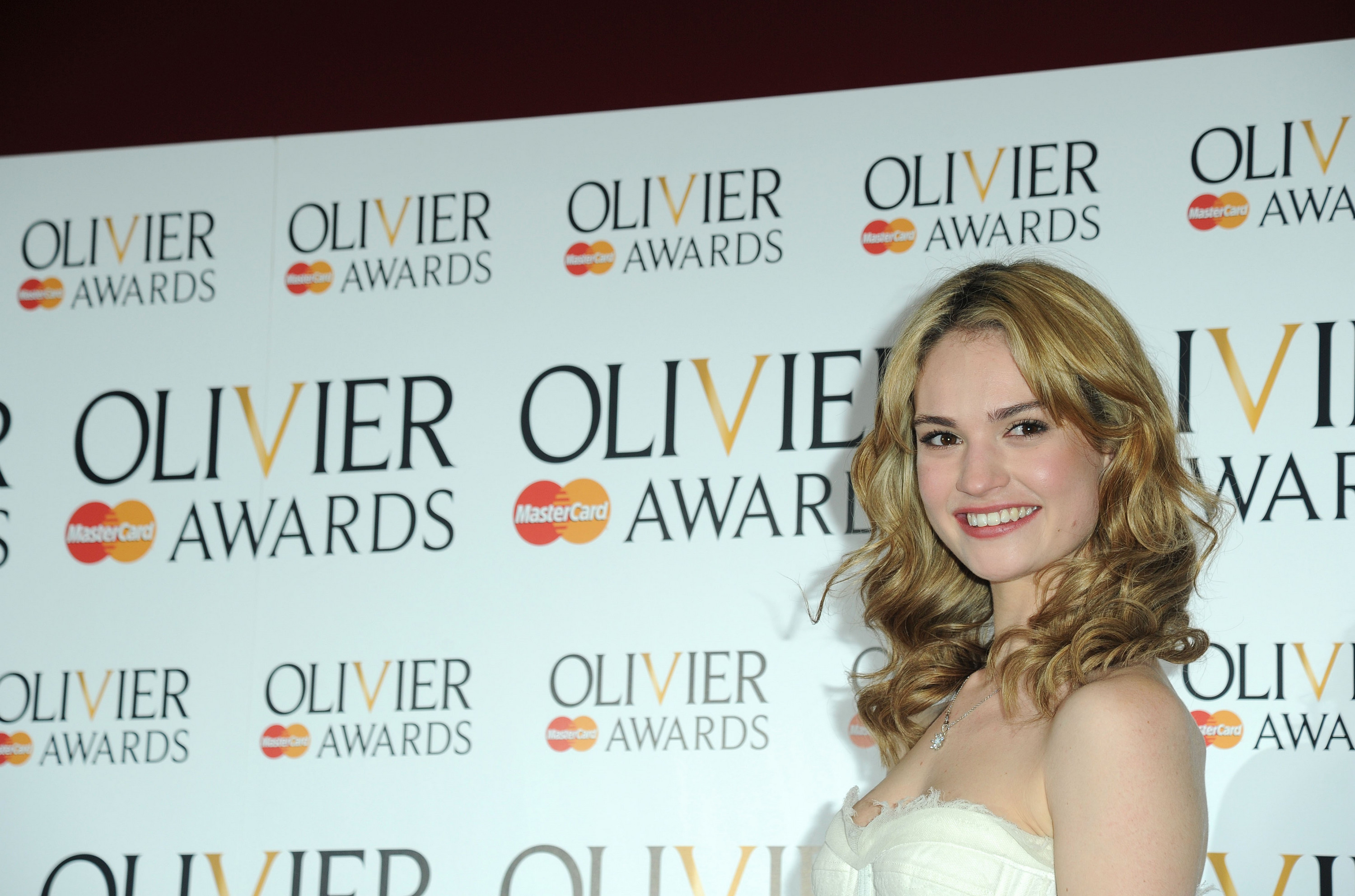 Film Actresses Lily James Pictures Gallery 18