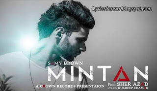 Minta - Samy Brown