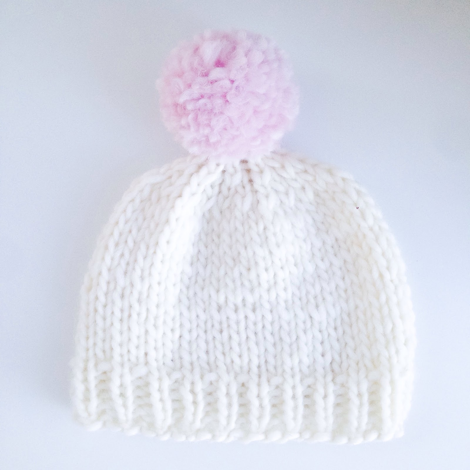 knitted hat for mommy and minis - Sofia Parapluie