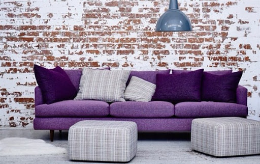Down filled sofas and sectionals for small spaces
