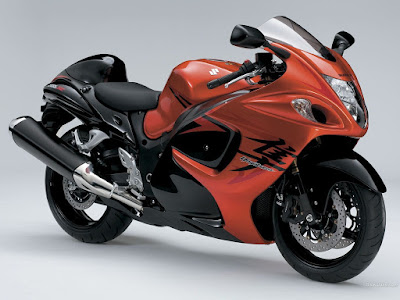 Suzuki Hayabusa image for Orange