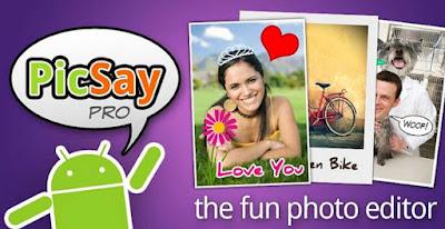 download Update PicSay PRO Apk v1.8.0.5 Aplikasi Edit Foto Android Versi Terbaru