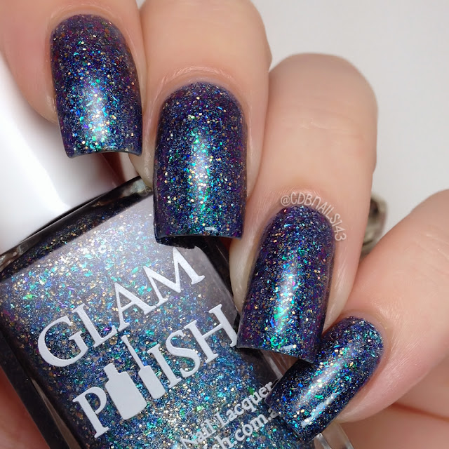 Glam Polish-Do You Like Scary Movies?