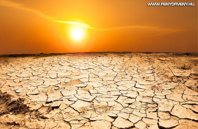 Elsötétítenék a napot a tudósok a globális felmelegedés miatt