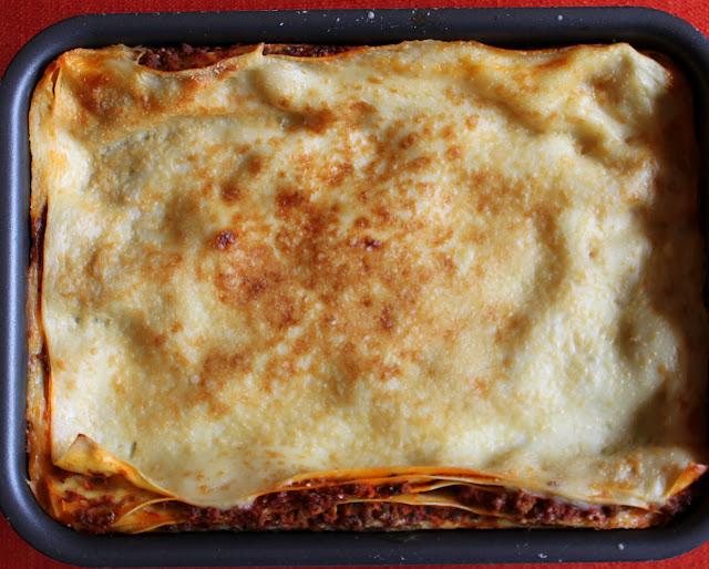Lasagne al ragu di carne e verdure, ricetta light   Cucina con Amelia