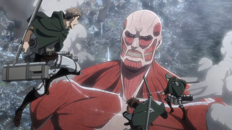 Shingeki No Kyojin 3 Temporada 2 Parte Ep 4 (Mountain Shadow