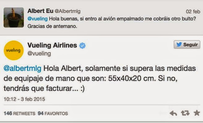 Community Manager vueling