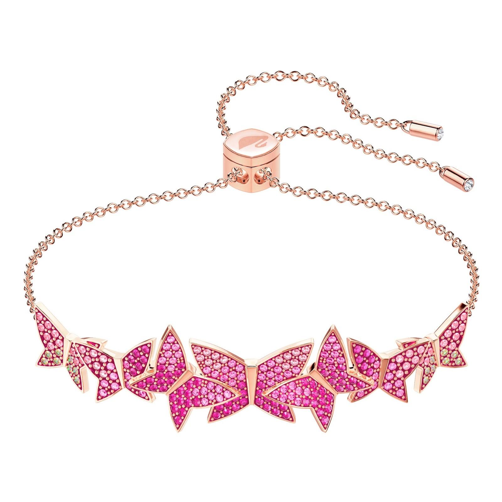 bracciale-swarovski-farfalle