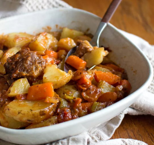 Low FODMAP French Oven Beef Stew #dietfood #eathealthy