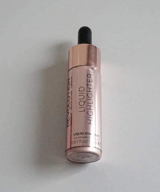 Revue Liquid Highlighter Makeup Revolution Liquid Starlight