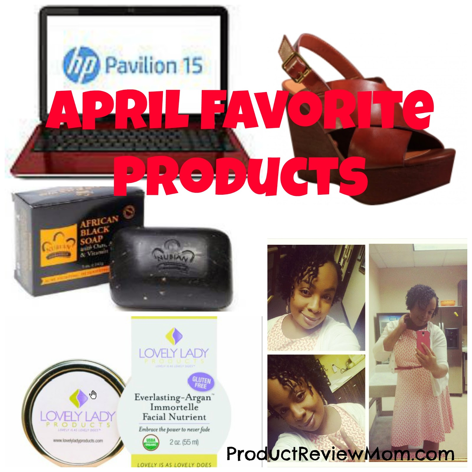 April Favorite Products 2014 via ProductReviewMom.com