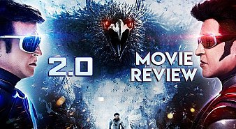 Shankar's 2.0 Movie Review, Rating, Box Office Collection
