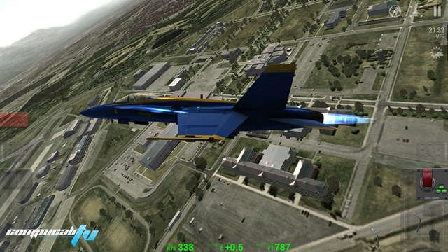 Blue Angels Aerobatic Flight Simulator PC Full Español