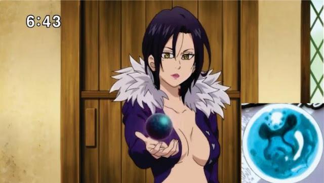 Morning Star Aldan - Senjata Suci milik Anggota Nanatsu no Taizai