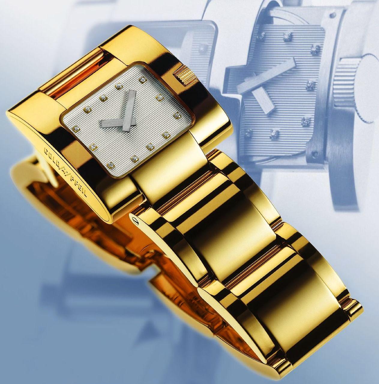 GOLDPFEIL GENEVE - Tiroir Watch by Thomas Baumgartner