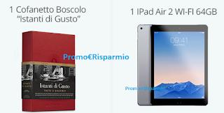 Logo Trova la macchina nascosta e vinci gratis cofanetti Boscolo e iPad Air2
