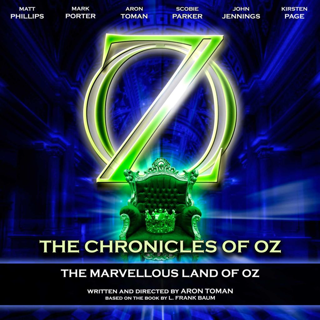 01deb61dc9f2 Any Oz fan who enjoys podcasts needs to be subscribing to a couple  podcasts. (In addition to The Royal Podcast of Oz