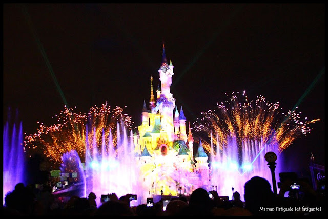 disneyland paris spectacle nocturne illumination