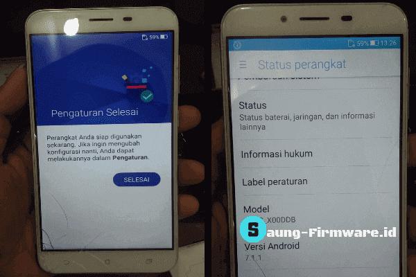 Bypass FRP Asus Zenfone 3 Max X00DDB _ ZC553KL