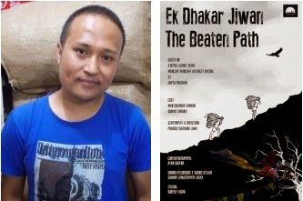Phurba Tshering Lama, Producer and Director of 'Ek Dhakar Jiwan' from Kurseong.