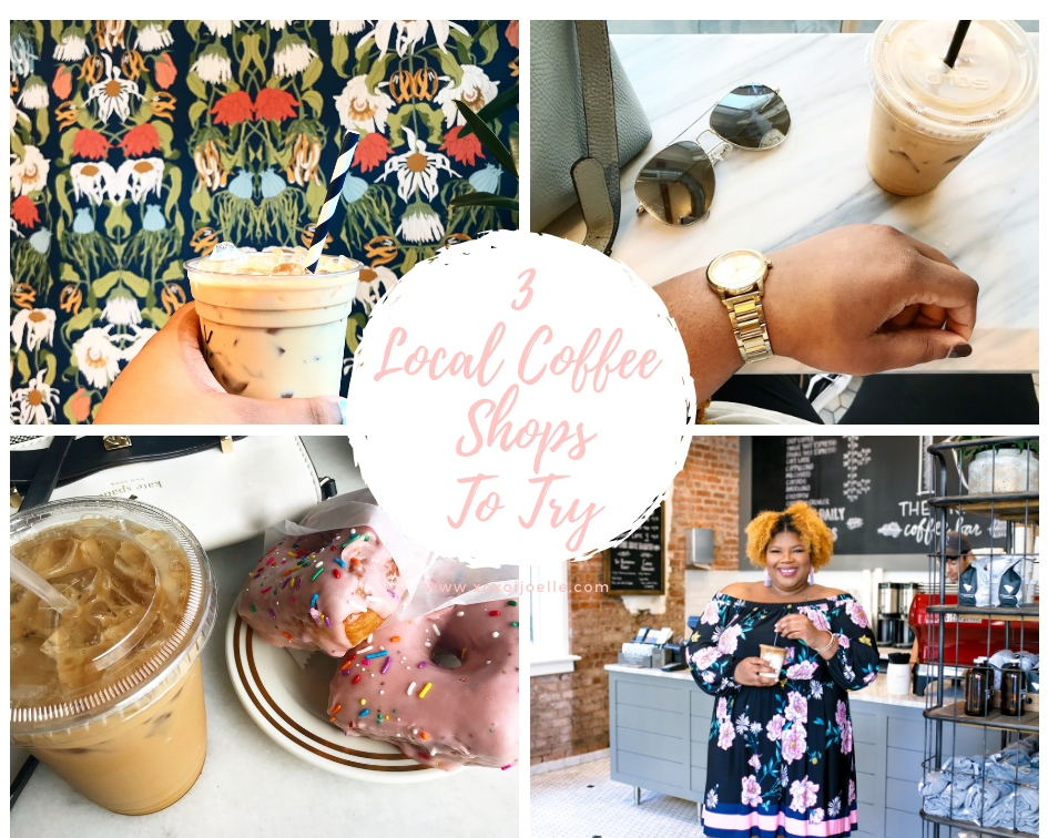 My Favorite Local Coffee Shops