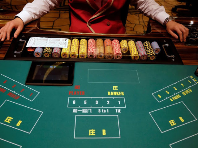 Only 10% of MGM Cotai area for casinos
