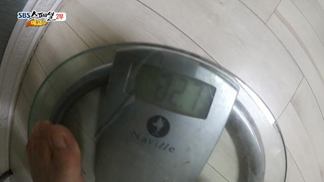 37-6.jpg 펌) 3주 동안 평소 하루 섭취량의 두 배인 5,000kcal를 매일 섭취하면 어떻게 될까? (SBS 스페셜)