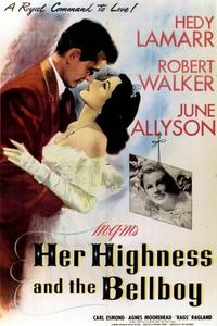 Watch Her Highness and the Bellboy Online Free in HD