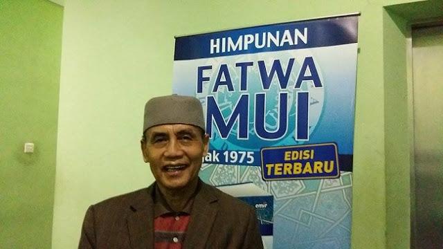 MUI ke Jokowi: Jangan Dibalik, Nuduh Konstitusional Provokatif, yang Provokatif Dibilang Konstitusional