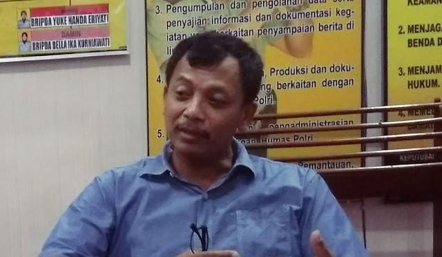 Paur Subbag Humas Humas Polres Lumajang Ipda Catur Budi Bhaskara
