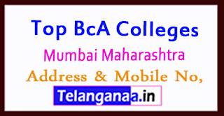 Top BCA Colleges in Mumbai Maharashtra
