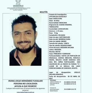 Identifican 2 cuerpos hallados embolsados en Rinconada Veracruz