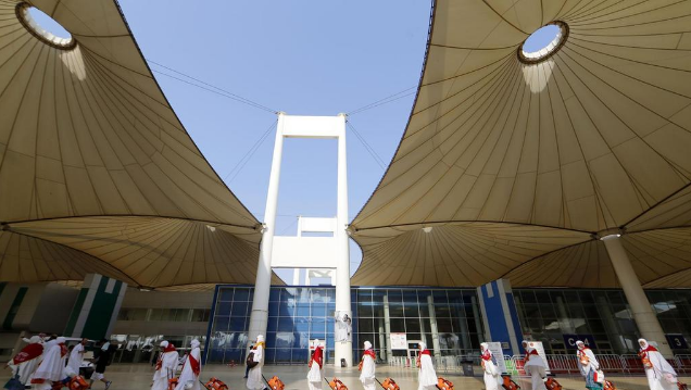 Tourism Observer: SAUDI ARABIA: King Abdulaziz International