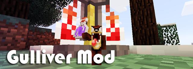 【情報】[1.2.5] Gulliver 神奇藥水模組 喝下去就變成巨人! @Minecraft 我的世界(當個創世神) 哈啦板 - 巴哈姆特