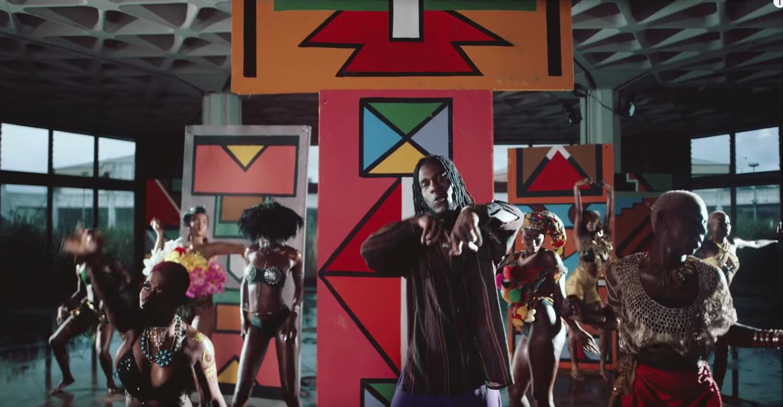 FACTORY78: MUSIC VIDEO: Burna Boy - Gbona